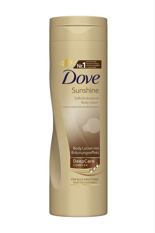 Sunshine Body Lotion von Dove