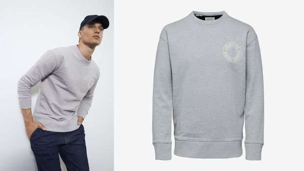 Sweatshirt von Selected Homme