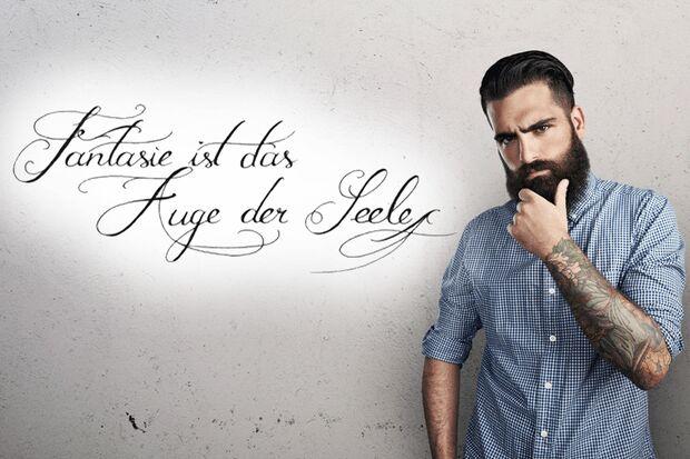 Tattoo Sprüche 2016