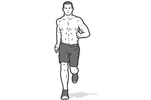 Test 1: 1,6 Kilometer laufen um den VO2MAX-wert zu testen