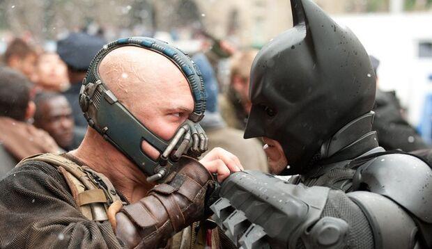 The Dark Knight Rises: Mit Batman in den Abgrund