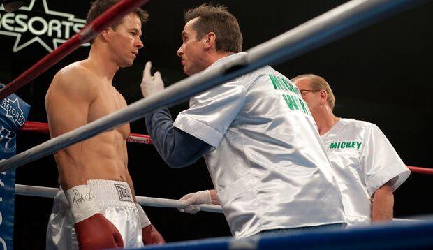 The Fighter: Mark Wahlberg schlägt sich in bester Rocky-Manier durch den Boxring