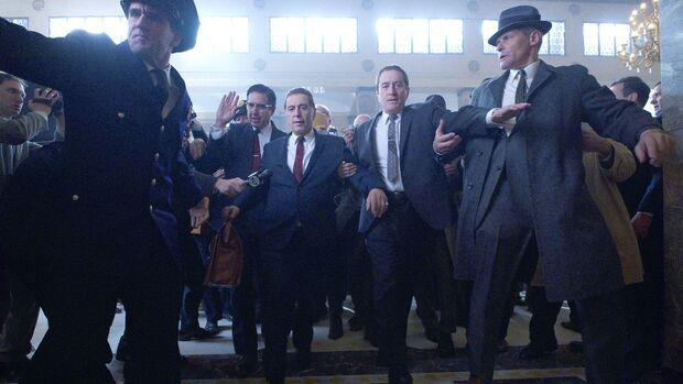 The Irishman: das vermutlich letzte Mafia-Epos