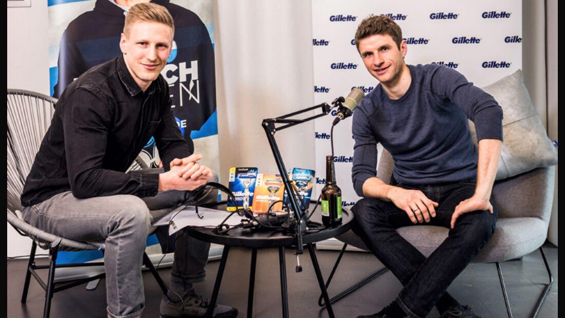Thomas Müller im Interview