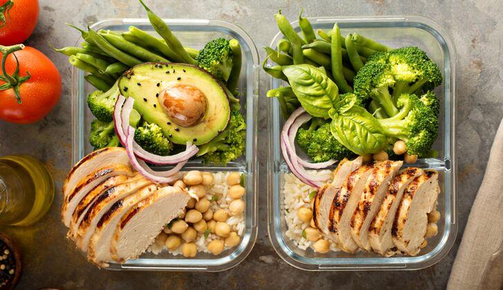 Was ist die Ernährung von reinen Proteinen