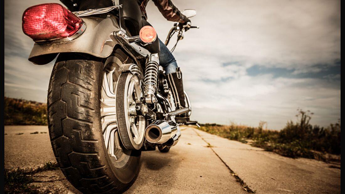 Tipps für Motorrad-Langstrecken