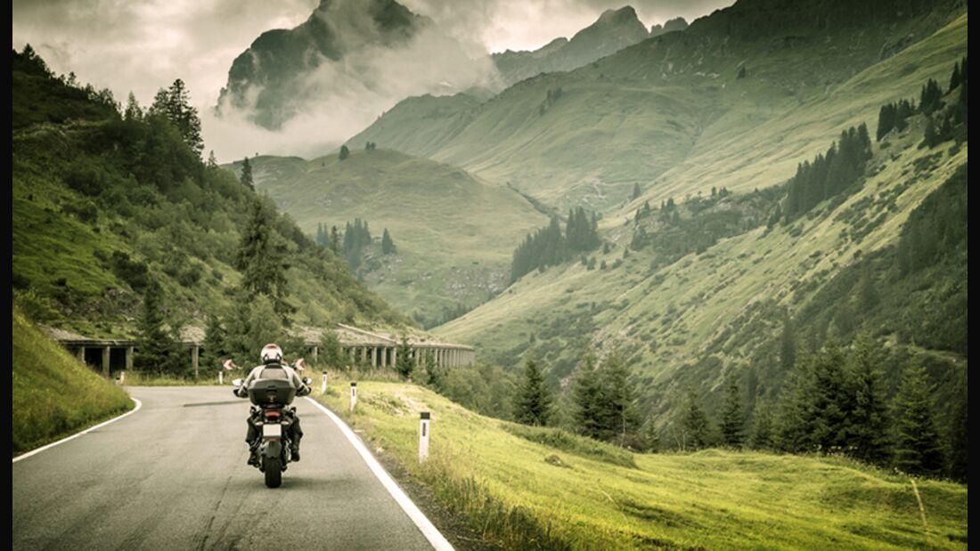 Tipps für den Motorradurlaub