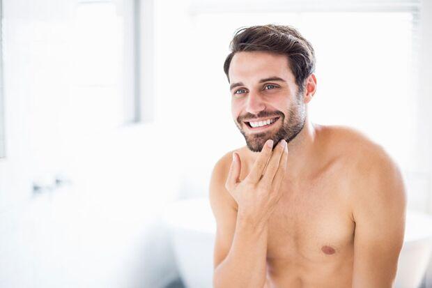 Tipps gegen Pickel nach der Rasur