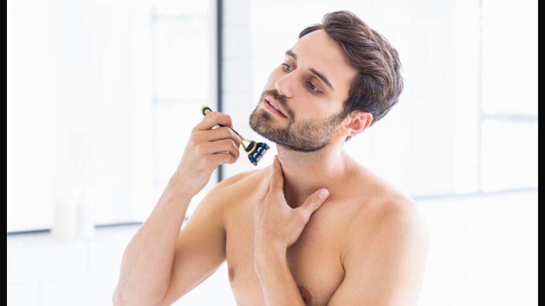 Tipps gegen eingewachsene Haare