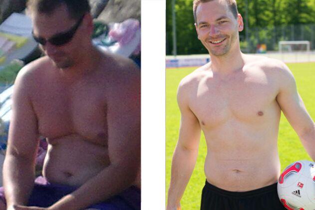 Wie man in einer Woche Gewicht verliert 20 Kilo in Steinen