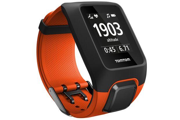 TomTom Adventurer Outdoor-GPS-Uhr