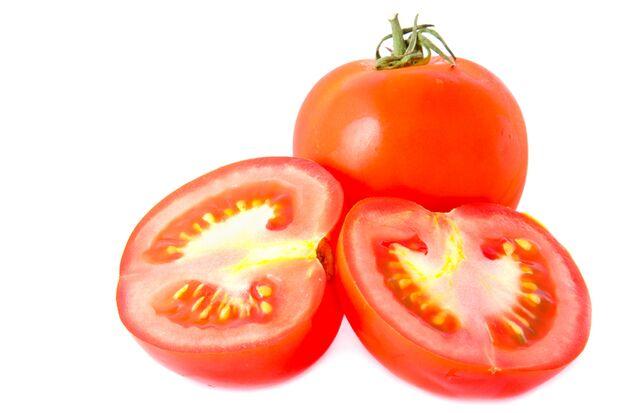 Tomaten gehören zu einer gesunden Ernährung dazu