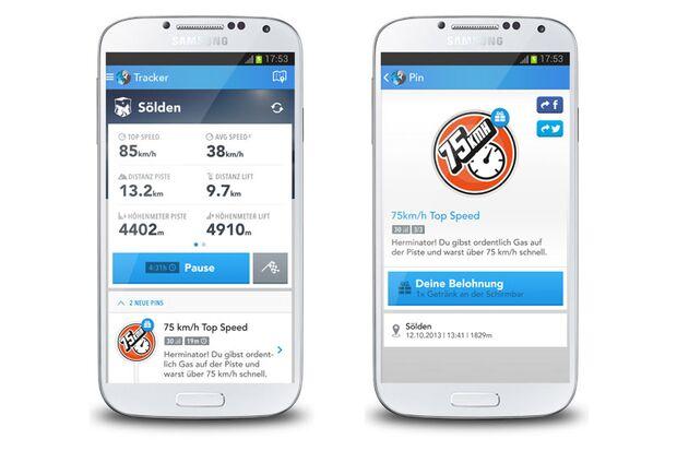 Top-Apps für die Piste: MaptoSnow
