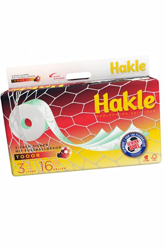 Tor-lettenpapier von Hakle