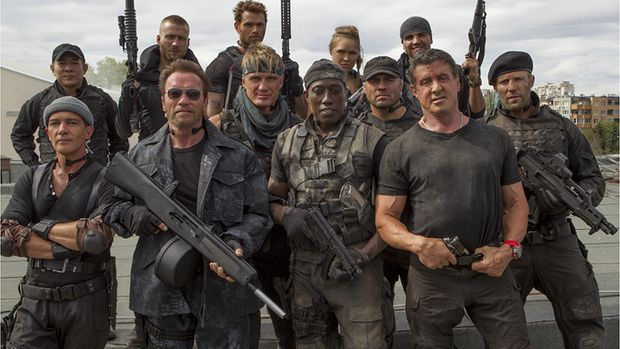"Trailer zum Film ""Expendables 3"""