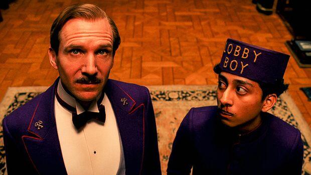 "Trailer zum Film ""Grand Budapest Hotel"""