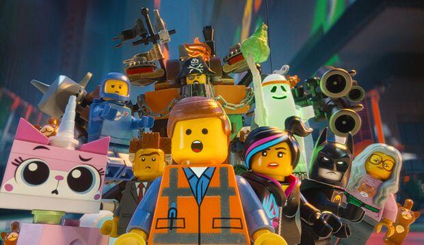 """Trailer zum Film """"The Lego Movie"""""""