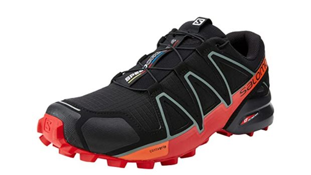Traillauf-Schuhe von Salomon