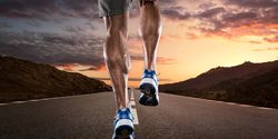 Trainingplan für starke Beine