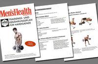 Trainings- und Ernährungsplan für Hardgainer