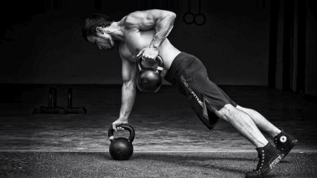 Trainingsgeräte-Lexikon: Kettlebell