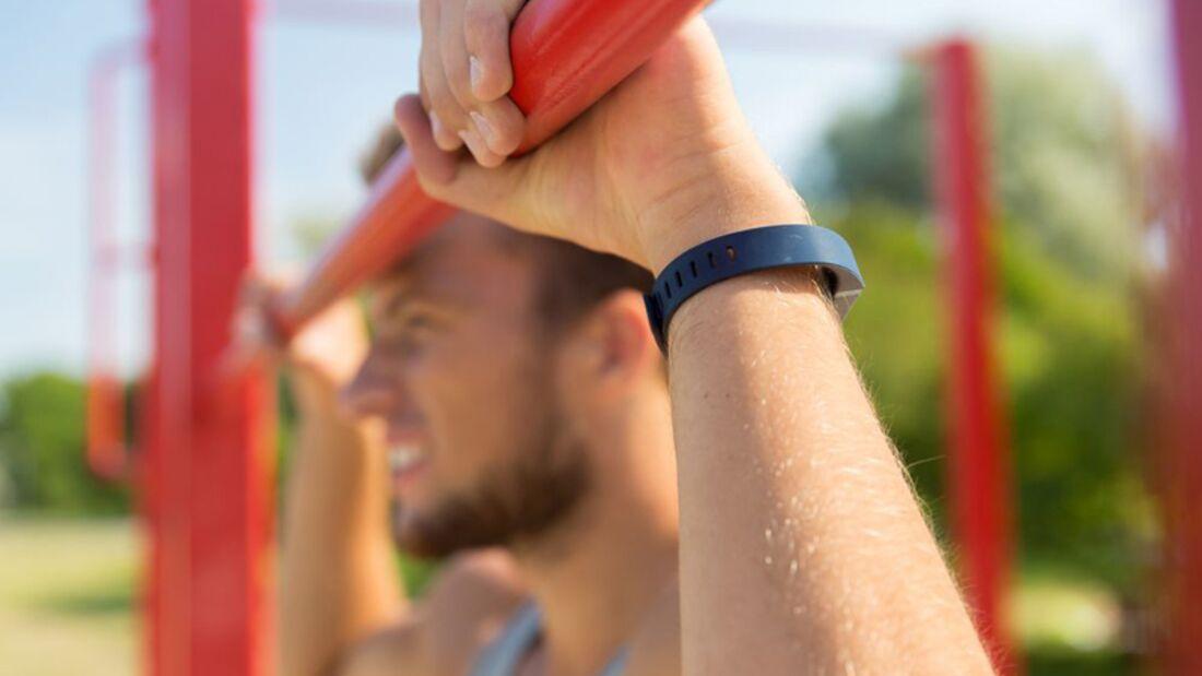 Trainingsoptimierung mit Fitness-Tracker