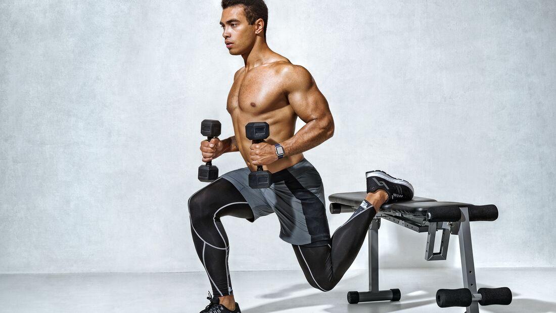Übungen zum Abnehmen in einer Woche ohne Diät