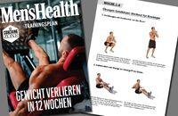 Trainingsplan: Abnehmen in 12 Wochen