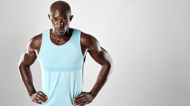 Trainingsplan für Brust, Schultern und Arme