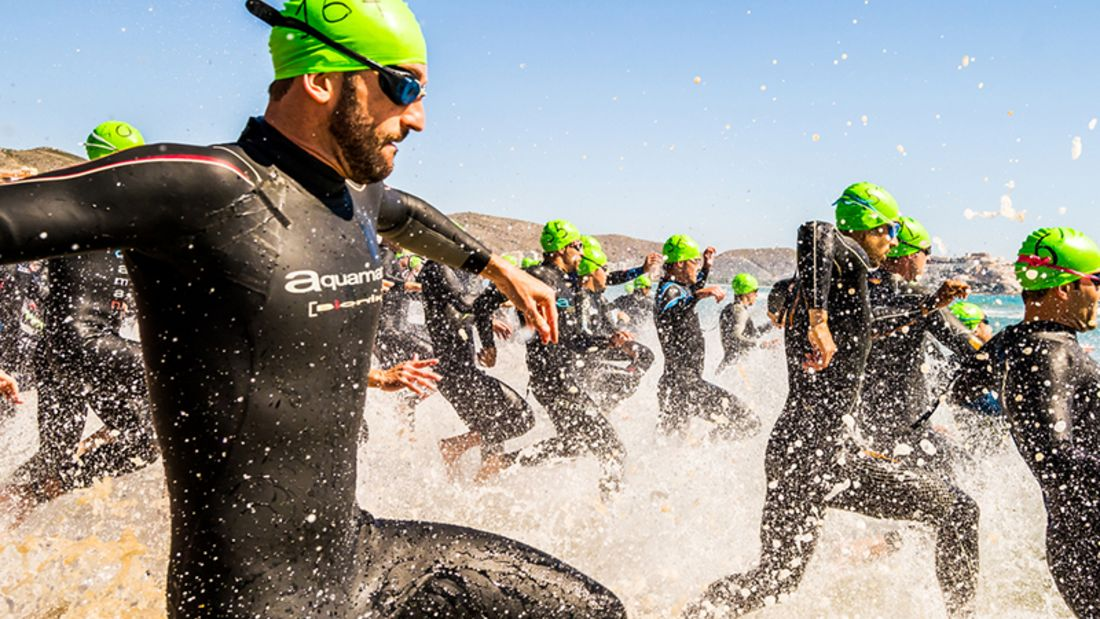 Trainingsplan für Triathlon-Einsteiger