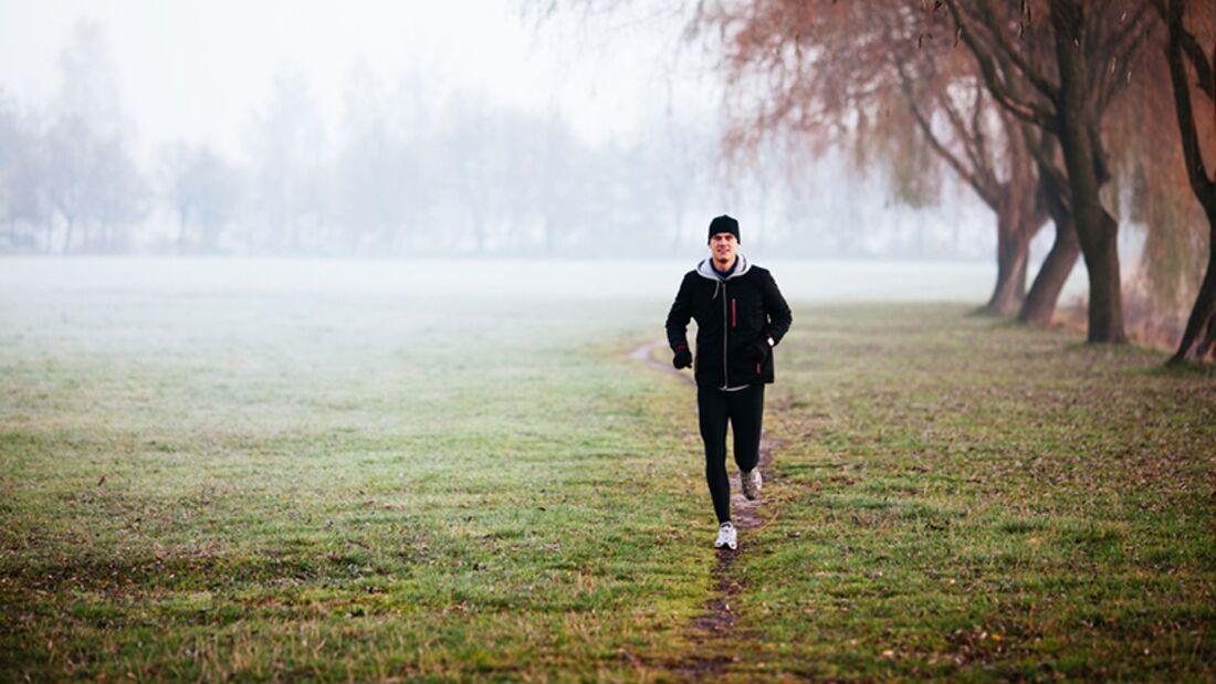 Trainingsprotokolle sorgen für Motivation beim Laufen