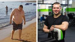 Transformation: So viel nahm Dominik mit der anabolen Diät ab