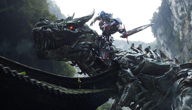Transformers 4: Ein visuell atemberaubendes Actionspektakel