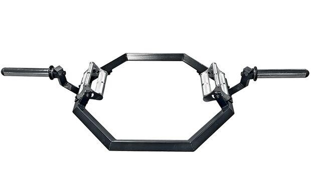 Trap-Bar: die Hex-Bar Pro von Ironsports