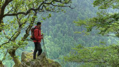 Trekking erfordert große Ausdauer