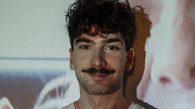 Trend-Kombi: Moustache und 3-Tage-Bart