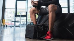 Trendige Sporttaschen für Männer