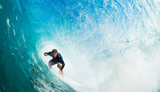 Trendsport Surfen