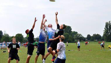 Trendsport: Ultimate Frisbee