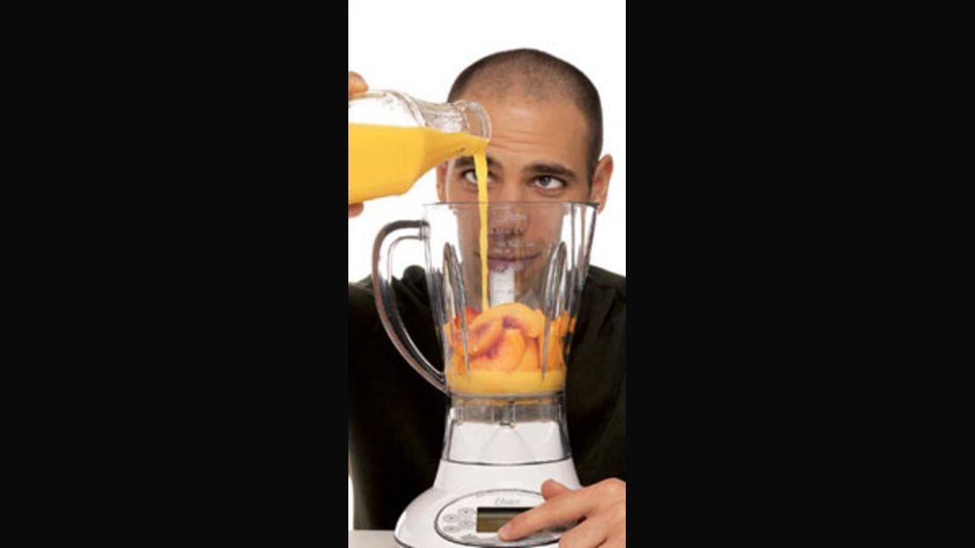 Trinken Sie viel