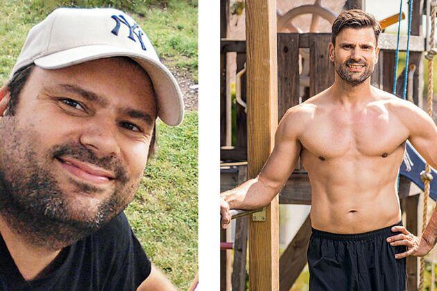 Hässliche Männer Gewichtsverlust Workout Routine