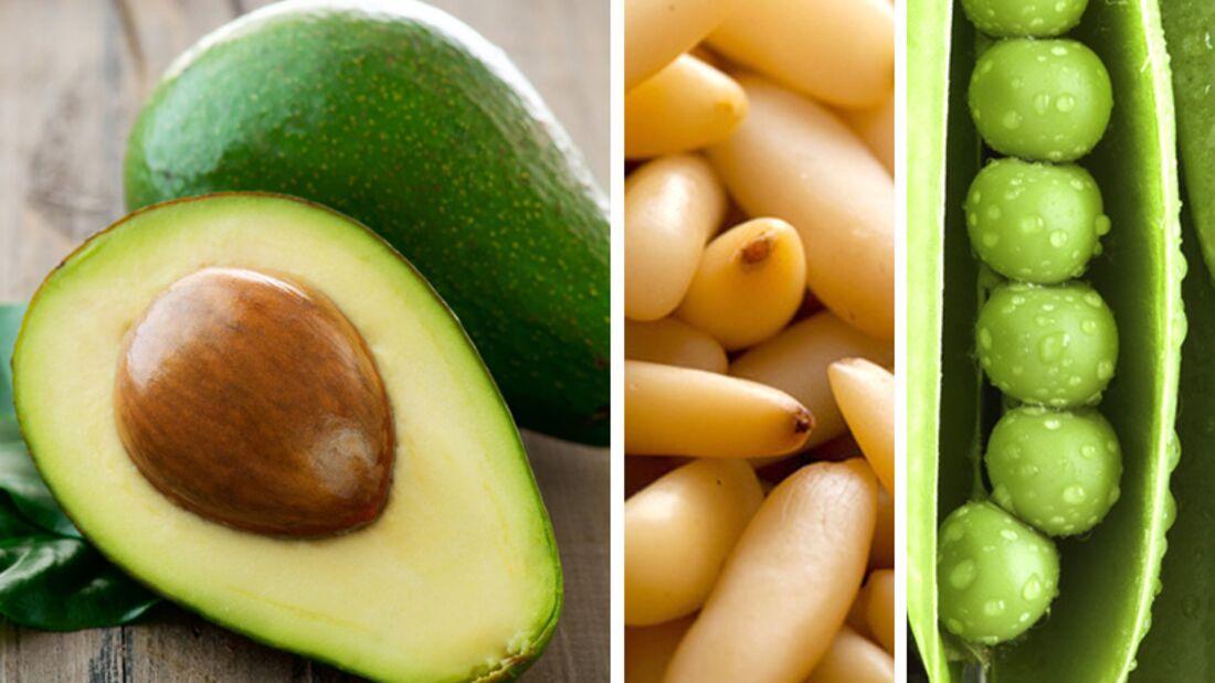 Tunen Sie Ihr Grünzeug mit diesen ballaststoffreichen Salat-Zutaten