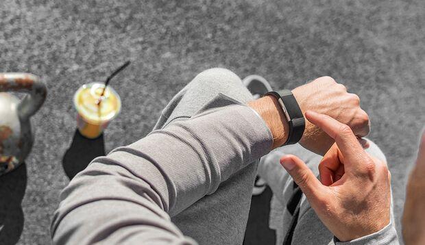 Über Wearable Technology behalten Sie Ihr Training im Blick
