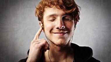 Überall unbegrenzt Musik hören: Streaming-Dienste machen's möglich