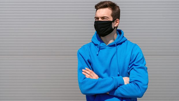 Überlass OP-Masken dem medizinischen Personal und schaff dir DIY-Masken aus Baumwollstoff an
