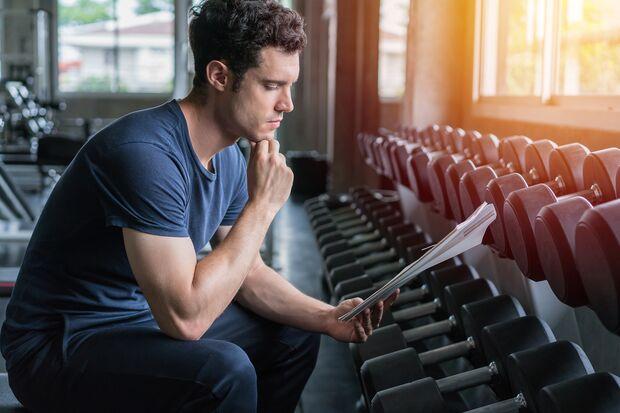 Überlegen Sie in Ruhe, welche Muskeln welche Belastung und welche Regenerationszeiten brauchen – die Dosis ist individuell