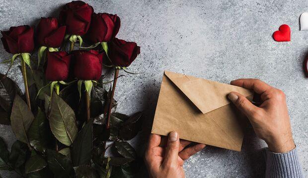 Überraschen Sie Ihre Partnerin mit einem gefühlvollen Liebesbrief