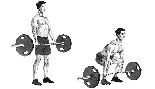 Übung 4: Kreuzheben mit Maximalgewicht