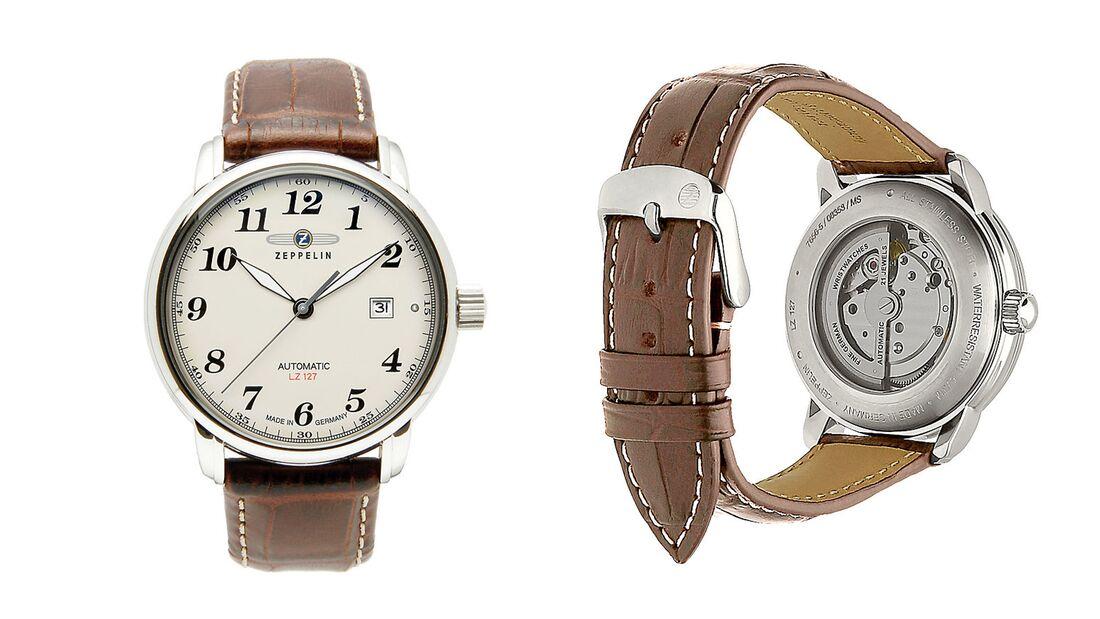 Uhren-Trends SS 2021 / Zeppelin