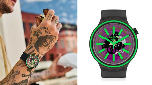 Uhren unter 200 Euro / Swatch